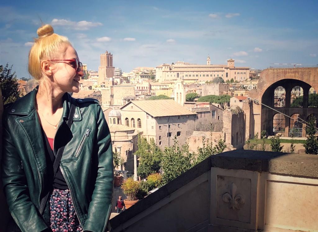 Roma, Irina Petraru