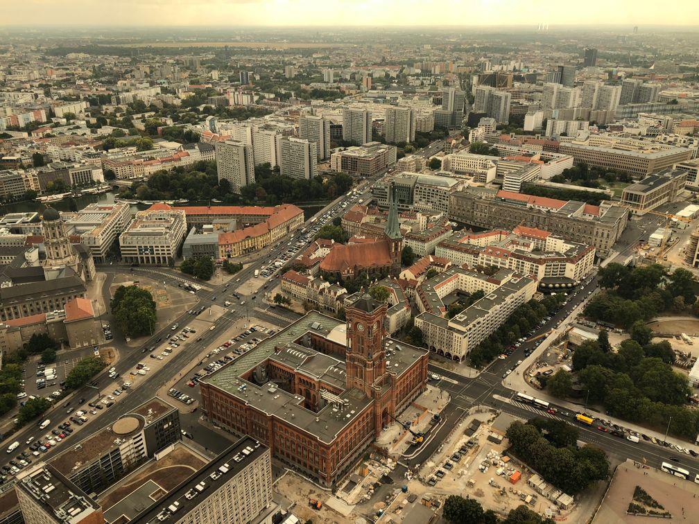 Panorama Berlinului