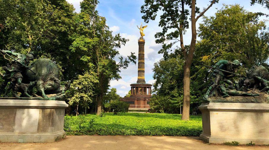 Monumentul Victoriei, Berlin