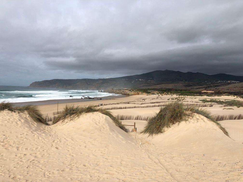 Plajă în Portugalia