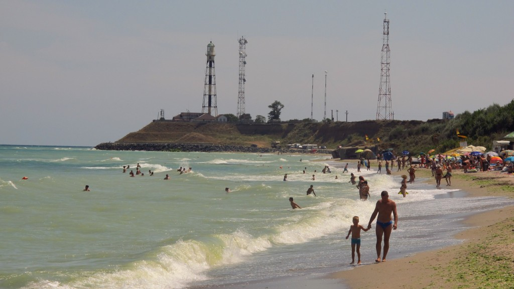 Plaja Tuzla