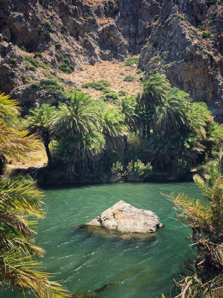 Preveli, Creta