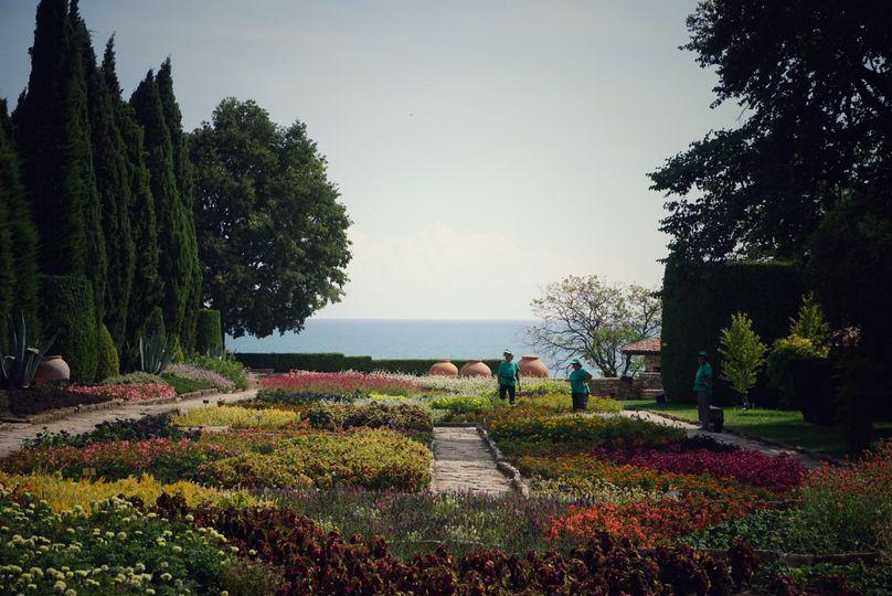Grădina botanică din Balchik