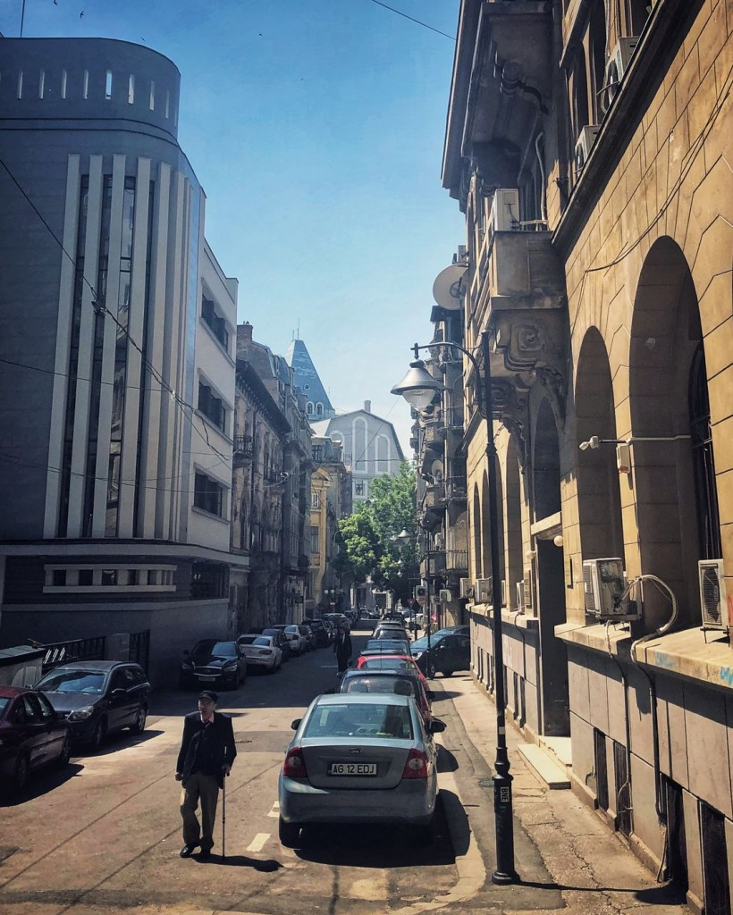 Strada George Vraca, Bucureşti