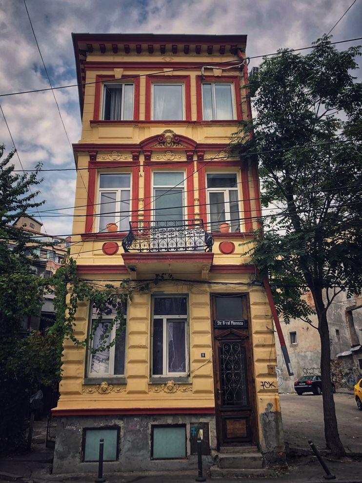 casă din Bucureşti