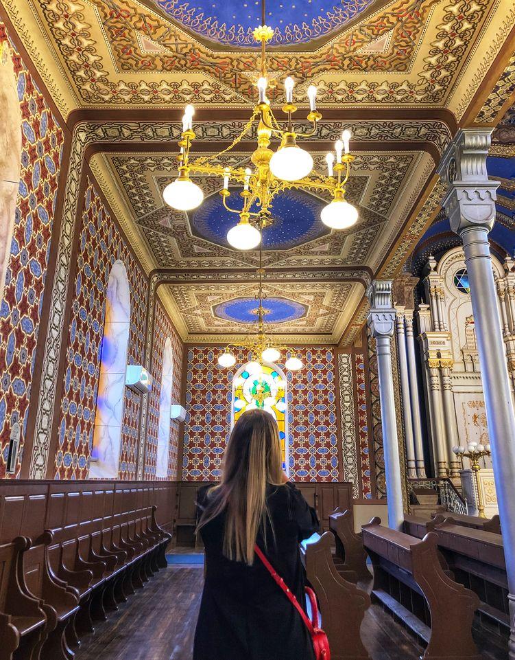Sinagoga ortodoxa, Oradea