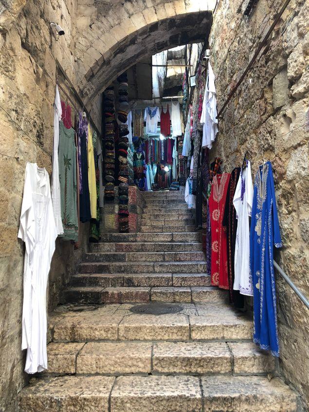 Ierusalim, imagine din orasul vechi