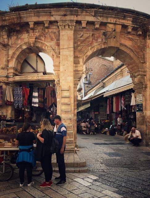 Turişti în Israel