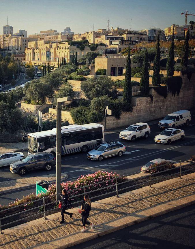 Imagine din Ierusalim