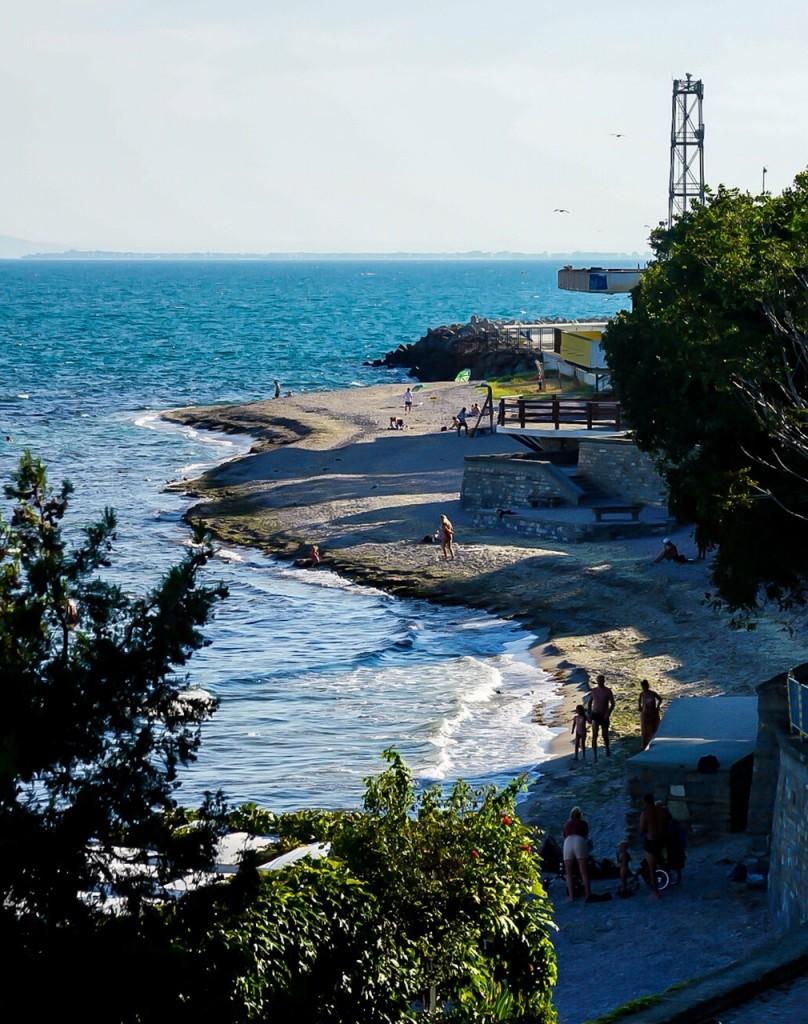 plajă Nessebar
