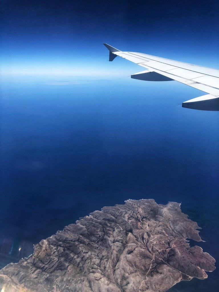 Grecia avion