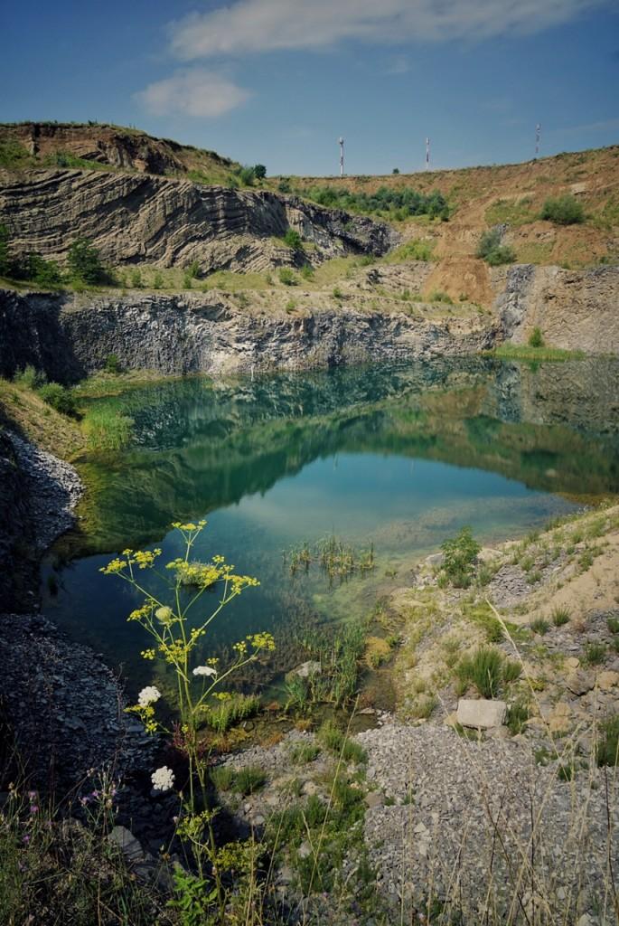 Lacul de smarald destinaţii de weekend locuri inedite în România