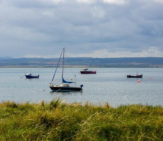 insula Lindisfarne, Anglia