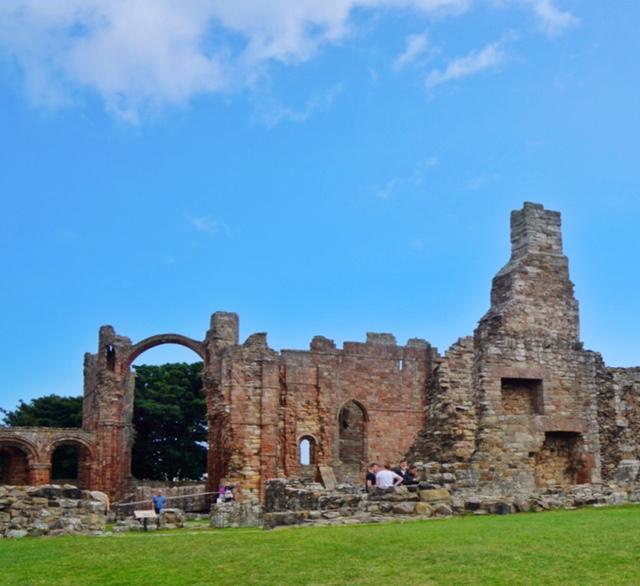abaţia Lindisfarne