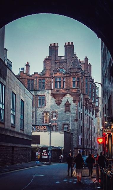 City break la Edinburgh