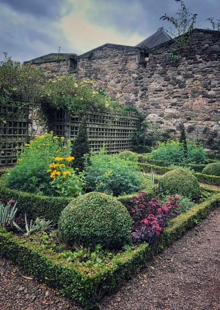 Grădina Cannongate, Edinburgh