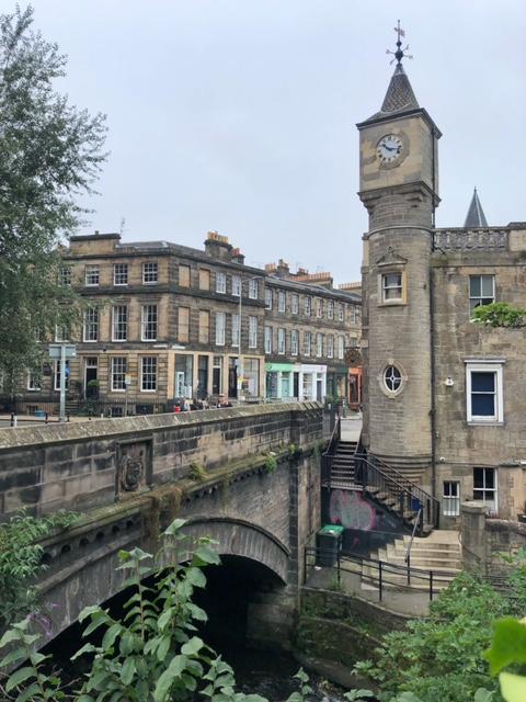 râul Leith, Edinburgh