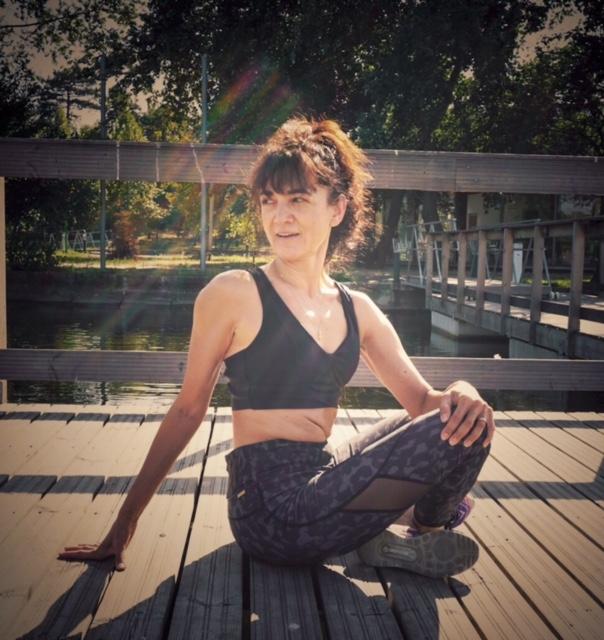 Mirela Olărescu, wellness coach