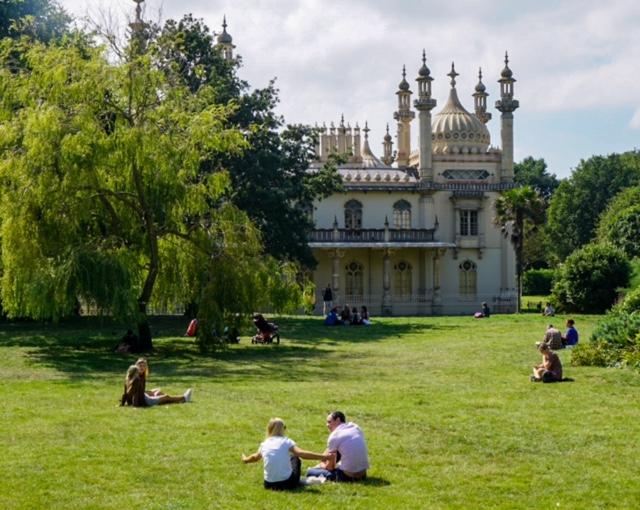 Pavilionul Regal, Brighton