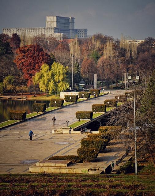 de vizitat Bucureşti Parcul Carol