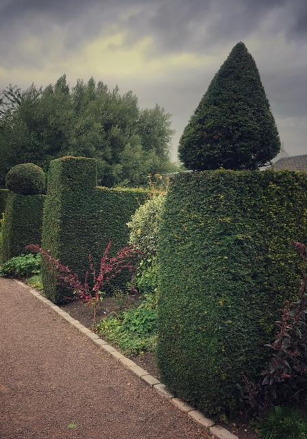 Edinburgh Grădina Cannongate