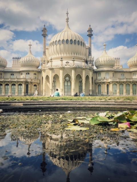 locuri de vizitat în Anglia Pavilionul Regal, Brighton