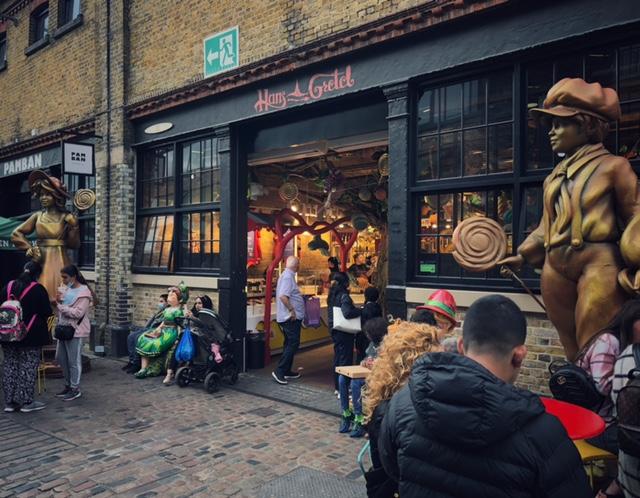Camden, Londra