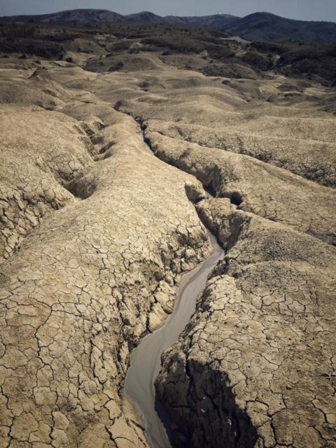 Ţinutul Buzăului, pe lista UNESCO Vulcanii Noroioşi